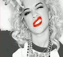 Rita Ora Case #2 by KeithTurner