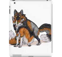 Fox Friends iPad Case/Skin