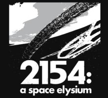 Space Elysium by Baznet