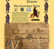 Chaucer's Canterbury Tales by nonny