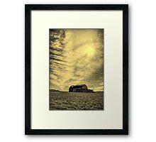 Enduring Framed Print