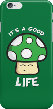 It's A Good Life by thehookshot