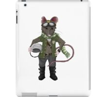 The Mouse Pilot iPad Case/Skin