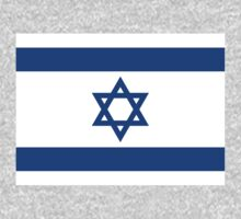 Israel Flag by cadellin