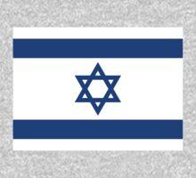 Israel Flag by cadellin