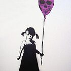 Balloon Girl by Bela-Manson