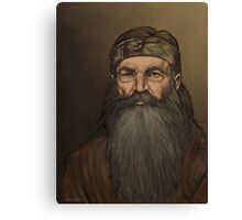 Phil Robertson Canvas Print