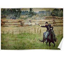 Civil War Reenactment 2 Poster