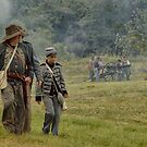 Civil War Reenactment 4 by Heather Haderly