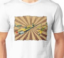 Vintage Air Attack Unisex T-Shirt