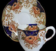 ❦ ❧ CHINA CUP AND SAUCER ❦ ❧ by ╰⊰✿ℒᵒᶹᵉ Bonita✿⊱╮ Lalonde✿⊱╮