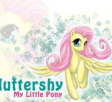 My Little Pony - Sweet Lil' Fluttershy by MidnightWhimsy