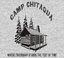 Camp Chitaqua by WittyNameHere14