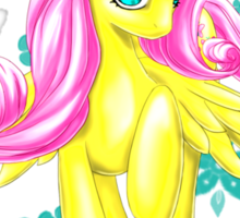 My Little Pony - Sweet Lil' Fluttershy Sticker