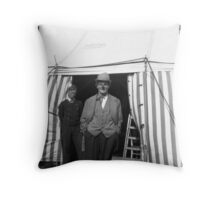 Clown 1934 Throw Pillow