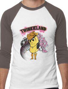 Twinkieland Men's Baseball ¾ T-Shirt