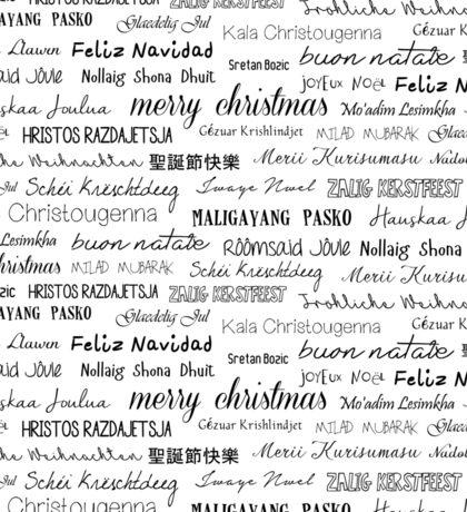 Christmas around the world 2 Sticker