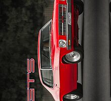Holden HQ GTS Monaro - iPhone Case by HoskingInd