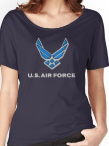 Air Force Women's Relaxed Fit T-Shirt