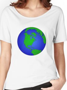 Globe Women's Relaxed Fit T-Shirt