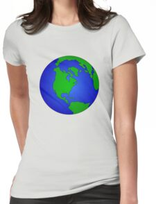Globe Womens Fitted T-Shirt