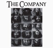 The Company [Black Title] by sebabybaby