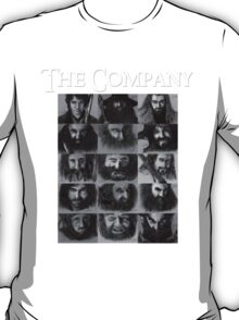 The Company [White Title] T-Shirt