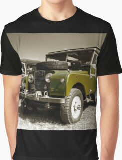 Landy S1 Graphic T-Shirt