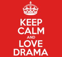 Keep Calm and Love Drama - White Crown by sitnica