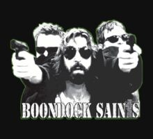 Boondock Saints by icemanire