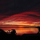 A Coffin Bay sunset by Ian Berry