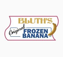 Bluth's Frozen Banana Logo 2 by reens55