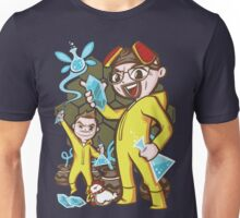 The Legend of Heisenberg Unisex T-Shirt