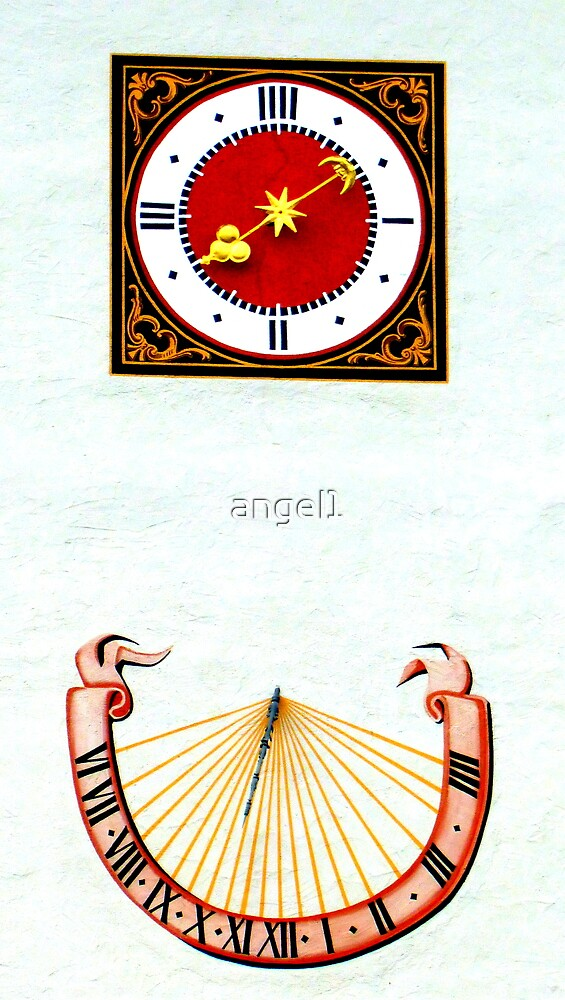 Tempus fugit by ©The Creative  Minds