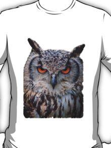 Eyes of an Eagle Owl T-Shirt
