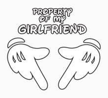 Property Of My Girlfriend by daleos