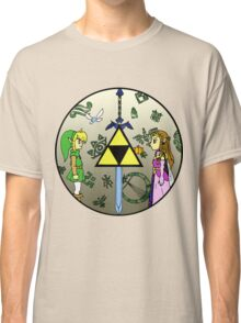 Hyrule Historia Classic T-Shirt