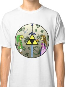 Hyrule Historia Classic T-Shirt