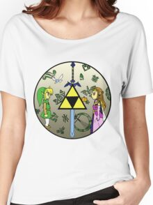 Hyrule Historia Women's Relaxed Fit T-Shirt