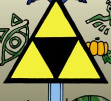 Hyrule Historia Sticker
