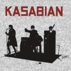 Kasabian by Whiteland