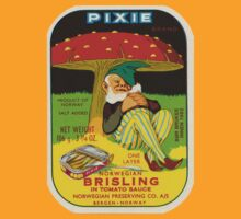Pixie Brisling by vintagegraphics