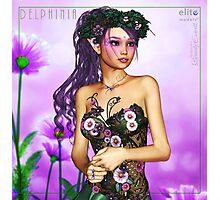 Delphinia Photographic Print