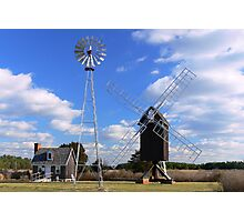 Spocot Mill Photographic Print