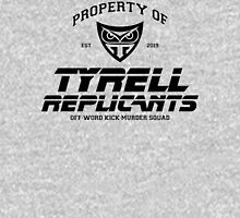 Property of Tyrell Replicants Off-World Kick-Murder Squad Unisex T-Shirt
