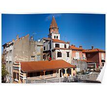 Old City of Zadar in Croatia Poster
