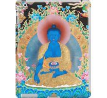 Medicine Buddha Thangka iPad Case/Skin