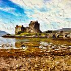 Eilean Donan Castle by GraemeHeddle