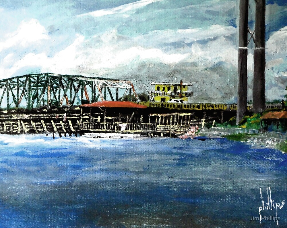 Welcome to Topsail, North Carolina by Jim Phillips