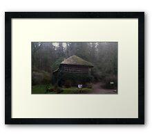 The Gamekeeper's Cottage Framed Print